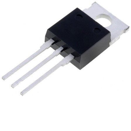 L7805CV REGULADOR +5V, 1.5A, TO220 (ST)