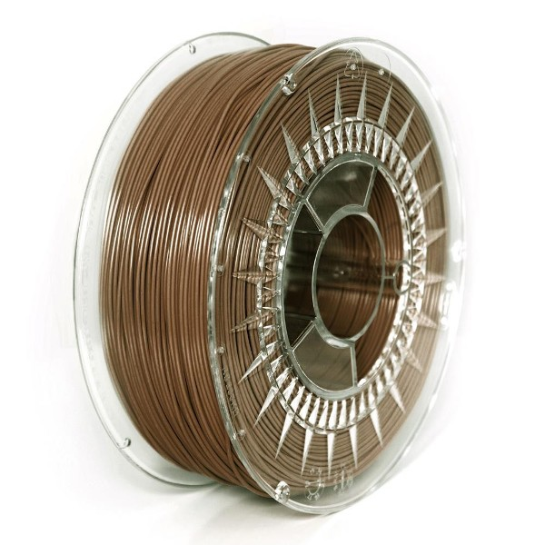 FILAMENTO ABS 1.75MM CARRETE 1KILO COLOR MARRON