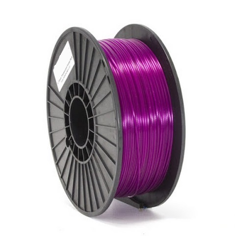 FILAMENTO ABS 1.75MM CARRETE 1KILO COLOR VIOLETA
