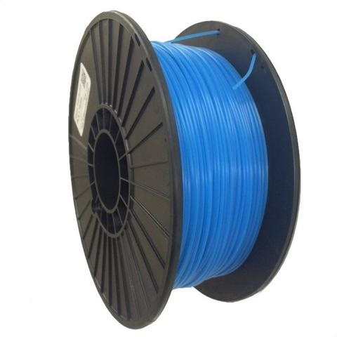 FILAMEMTO PLA 3MM CARRETE 1KILO COLOR AZUL