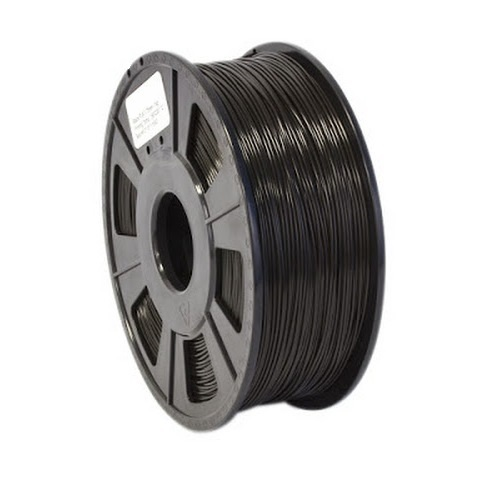 FILAMEMTO PLA 3MM CARRETE 1KILO COLOR NEGRO