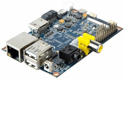 BANANA PI-M1 PLACA MINIORDENADOR COMPATIBLE RASPBERRY