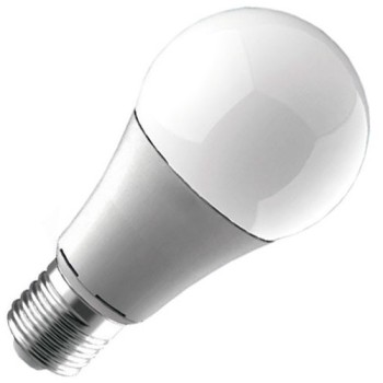BOMBILLA LED DIMABLE ESTANDAR E27, 10W, LUZ FRIA, 6400K,