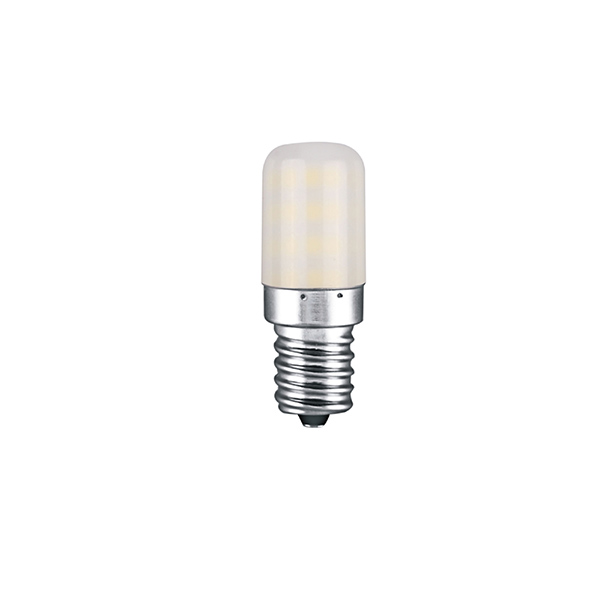 LAMPARA LED PEBETERO/NEVERA 4W 6400K E14 60X22MM