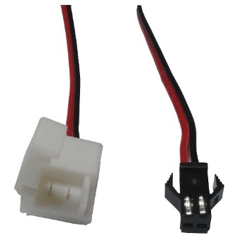 CONECTOR TIRA 2PIN 10MM (SMD5050) IP65