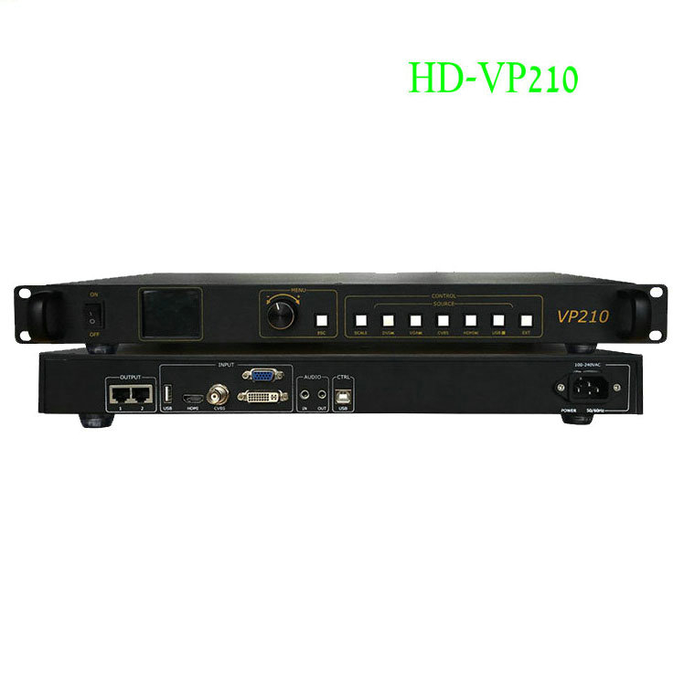 VP210 PROCESADOR DE VIDEO 3IN1 1280X1024 PIXEL   (HUIDU)
