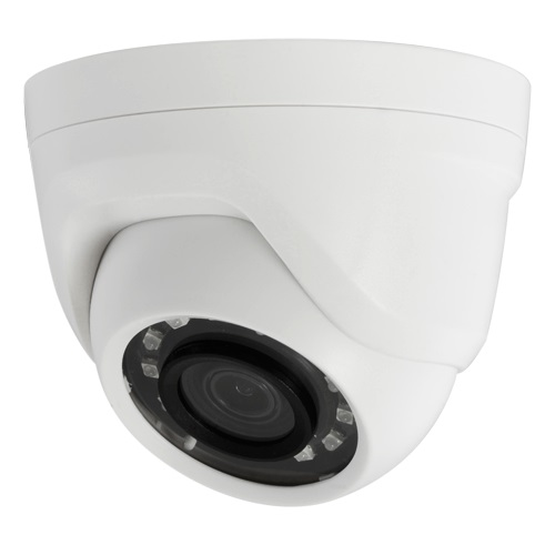 CAMARA CCTV DOMO IR 4IN1 (HD Y ANALOGICA) 3.6MM, 1080P SMART IR