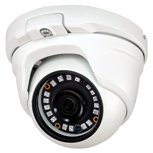 CAMARA CCTV DOMO IR 4IN1 (HD Y ANALOGICA)2.8MM IP66 1080P